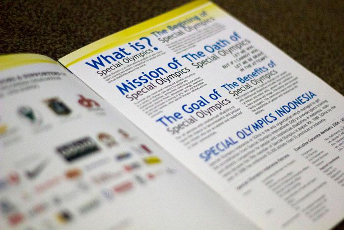 Special Olympics Handbook
