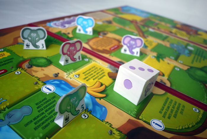 WWF Elephant Game